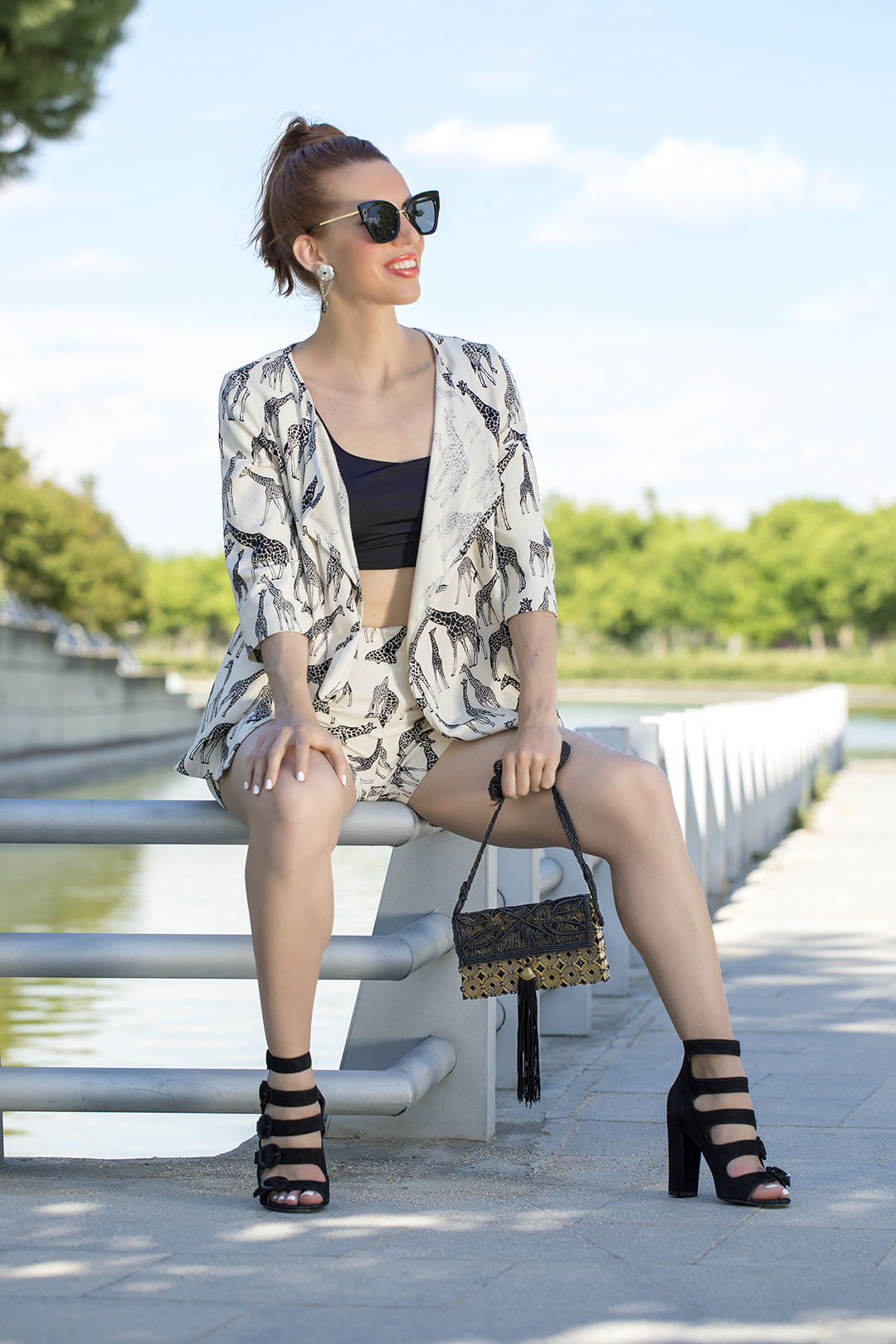 Look CON GANAS DE SAFARI